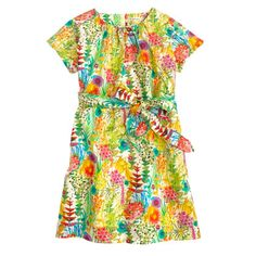 Girls' Liberty short-sleeve dress in Tresco floral - everyday dresses - Girl's new arrivals - J. Modest Outfits, Outfits For Teens, Little Girl Fashion, Kids Fashion, Little Fashionista, Skating Dresses, Everyday Dresses, Baby Girl Dresses, Boutique Dresses