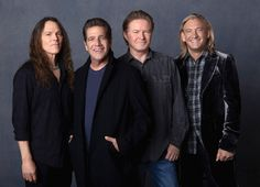 THE EAGLES  They have been my favorite band for over 30 years. They have played a BIG part in the sound track of my life.