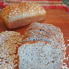 Gluten Free Oat Bread Recipe (can be made with sorghum flour)