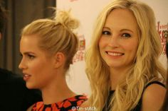 Claire and Candice love them