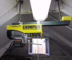 Amazon.com: Champion Power Equipment 18890 Engine Hoist: Automotive