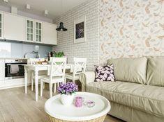 Dekoracja ścienna w kuchni i salonie (49921)