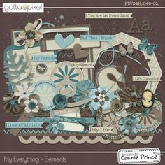 The amazing Gotta Grab It event at Gotta Pixel is here and Connie's contribution is a MUST-HAVE! Check out these TEN great new pac. Scrapbook Borders, You Are My Everything, Scrapbook Paper Crafts, Digital Scrapbooking, Art Drawings, Card Making, Prince, Cards, News