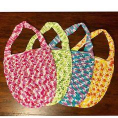 Crochet Beach Bag / Crochet Tote / Summer Crochet Bags /