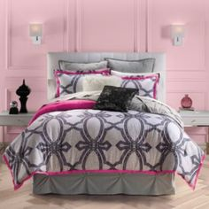 Juicy+Couture+Punched+Up+Python+Comforter+Collection