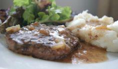 Blog Slow Cooked Salisbury Steak - 5 Dinners In 1 Hour