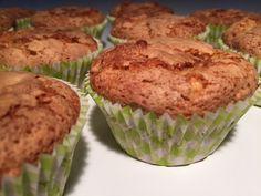 Bedstes makronmuffins med chokolade - Opskrift-kage.dk Danish Cake, Danish Food, Sweets Cake, Cupcake Cakes, Baking Recipes, Cake Recipes, Baking Muffins, Cakes And More, Let Them Eat Cake
