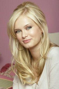Sara Paxton Natural Hair Color
