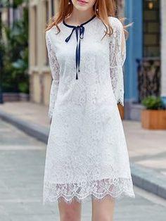 Keyhole Frill Sleeve Floral Elegant Midi Dress