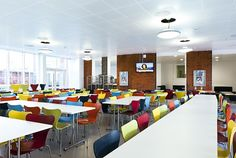 Cottrell & Vermauelen > Notre Dame School Extension, London