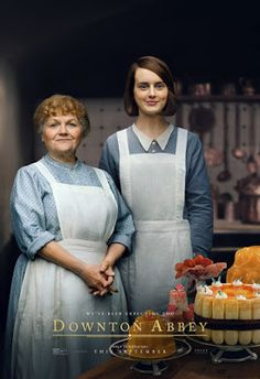 Maggie Smith, Michelle Dockery and More Stars Return to Downton Abbey in Regal Movie Posters Elizabeth Mcgovern, Michelle Dockery, Maggie Smith, Watch Downton Abbey, Downton Abbey Fashion, Downton Abbey Series, Lady Mary, Adele, Poster