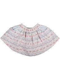 Sapling Child Navajo organic cotton skirt