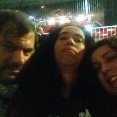 Con @patridino y Eze en el acto de la Bolsa de Comercio. Bancando a @cfkargentina