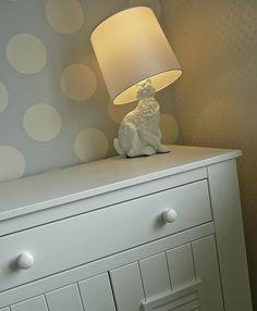 http://www.facebook.com/ShokoDesign  Rabbit in baby room