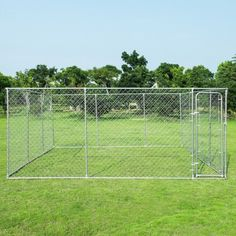 Pet Dogs, Dogs And Puppies, Pets, Dog Cage Outdoor, Outdoor Dog Runs, Pet Hotel, Dog Cages, Dog Safety, Large Animals