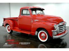 1954 GMC 5 Window Pickup 248 Inline 6 cylinder 4 Speed