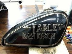 Image result for sportster gas tank wings