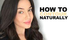 How to Contour Naturally for Everyday Makeup | Natural Makeup | Eman