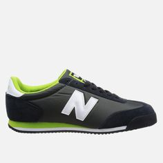 New Balance - Sports Footwear, Fresh Kicks, New Balance, Silhouette, Athletic, Sneakers, Green, Model, Shopping