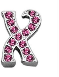 Chrome plated, Czech crystal letters for sliding onto our and two tier collarsProduct Summary : Pet Charms Charms and Collars Pink Script Letter Sliding Charms Script Lettering, Cat Accessories, Pink Bling, Pet Collars, Pet Clothes, Chrome Plating, Free Gifts, Pet Supplies, Charms