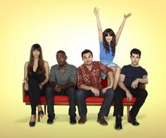 "Zooe Deschanel's new comedy ""New Girl"" is hilarious! I love the supporting cast as well. Fingers crossed that ""Nick"" and ""Jess"" end up together eventually. ;) Loving the ride!"