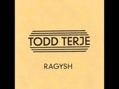Todd Terje - Ragysh - Running Back RBCR-78