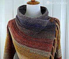 Ravelry: Blanket Cardigan pattern by Ashlea Konecny