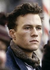 Heath Ledger in The Four Feathers. Redemption comes at a price.