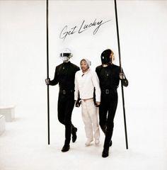 Daft Punk x Pharrell – Get Lucky.