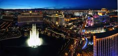 Spend a weekend in Vegas, without spending all your cash...