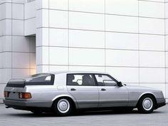Mercedes-Benz Auto2000 Concept REAR 1981