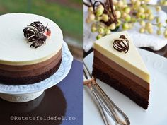 Panna Cotta, Mousse, Good Food, Food And Drink, Sweets, Cooking, Ethnic Recipes, Cakes, Savoury Dishes