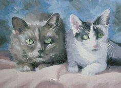 Jynxy & MuMu by John White