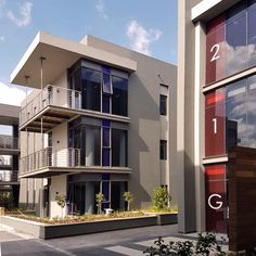 #AmaArchitects #Architecture #Johannesburgarchitecture #HQ Bedfordview #Completion Architects, Mansions, House Styles, Home Decor, Decoration Home, Manor Houses, Room Decor, Villas, Building Homes