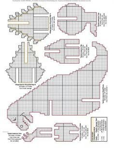 Dinosaur puzzles 3/4 Plastic Canvas Crafts, Plastic Canvas Patterns, Canvas Learning, Dinosaur Mask, Dinosaur Pattern, Beading Patterns Free, Chart Design, Beaded Animals, Perler Patterns