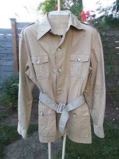 Men's Vintage NY sportswear exchange Safari Hunting by Simplemiles, $65.00