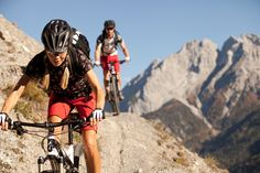Biken, Mountainbiken Tiroler Zugspitz Arena Bicycle, Vehicles, Zugspitze, Summer, Viajes, Bike, Bicycle Kick, Bicycles, Car