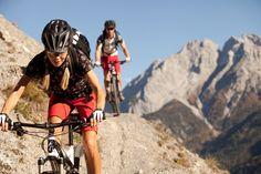 Biken, Mountainbiken Tiroler Zugspitz Arena