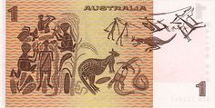 Designer currency: Australia's first decimal banknotes, by Gordon Andrews.