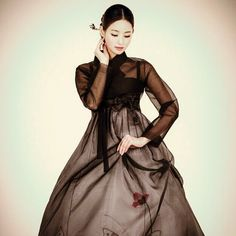 The gorgeous Hanbok !!!!!!