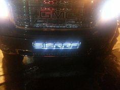 Illuminated Gmc Logo S Trucks Pinterest Gmc Trucks