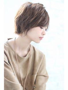 ジョエミバイアンアミ(joemi by Un ami) 【joemi 】無造作ウェーブスタイル 大久保瞳