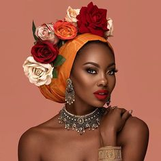 Beauty is the Essence of the Soul - Beauty Photography by Joey Rosado - fashion photography roses - Black Women Art, Beautiful Black Women, African Beauty, African Women, Afrika Tattoos, Beauty Photography, Fashion Photography, Photography Books, Photography Studios
