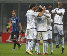 1396094c9 FC Internazionale Milano v SS Lazio - Serie A