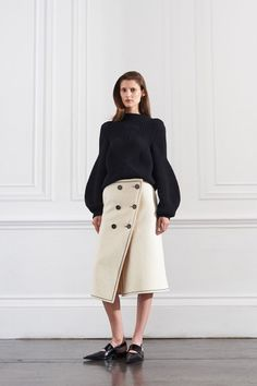 Victoria Beckham Pre-Spring/Summer 2016 collection. Click through to see the full gallery on Vogue.co.uk.