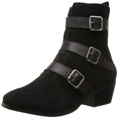 Kelsi Dagger Brooklyn Women's Dana Boot * Check this awesome image : Boots for women Bootie Boots, Ankle Boots, Women's Boots, Womens High Heel Boots, Kelsi Dagger, Cool Boots, Fashion Boots, Black Boots, Brooklyn