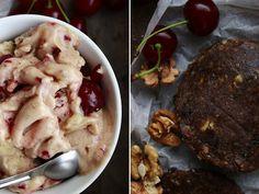 Delicious blog: Višňové zmrzlinové sendviče