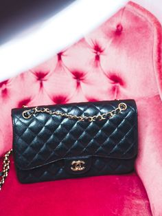 47a22d5a34603c Shopping: Which Chanel Bag Should You Buy First? chanel jumbo handbag black  caviar leather ...