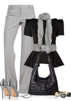 """""""Untitled #1293"""" by johnna-cameron on Polyvore"""