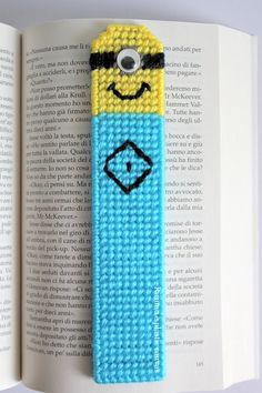 Plastic Canvas Ornaments, Plastic Canvas Crafts, Plastic Canvas Patterns, Bargello Patterns, Needlepoint Patterns, Cross Stitch Patterns, Beaded Bookmarks, Bookmarks Kids, Batman Crafts
